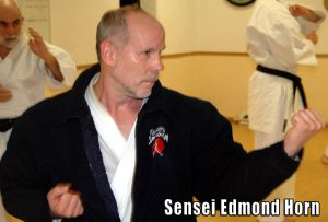 Sensei Edmond Horn